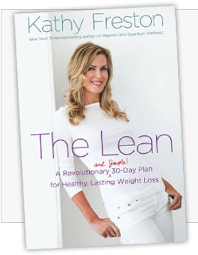 Kathy Freston, Author of The Lean
