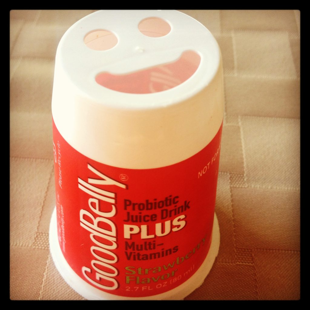 Check out how I did on the Good Belly Probiotic Challenge!
