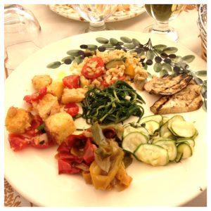 Amazing Antipasti plate!