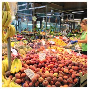 Italian Market in Florence