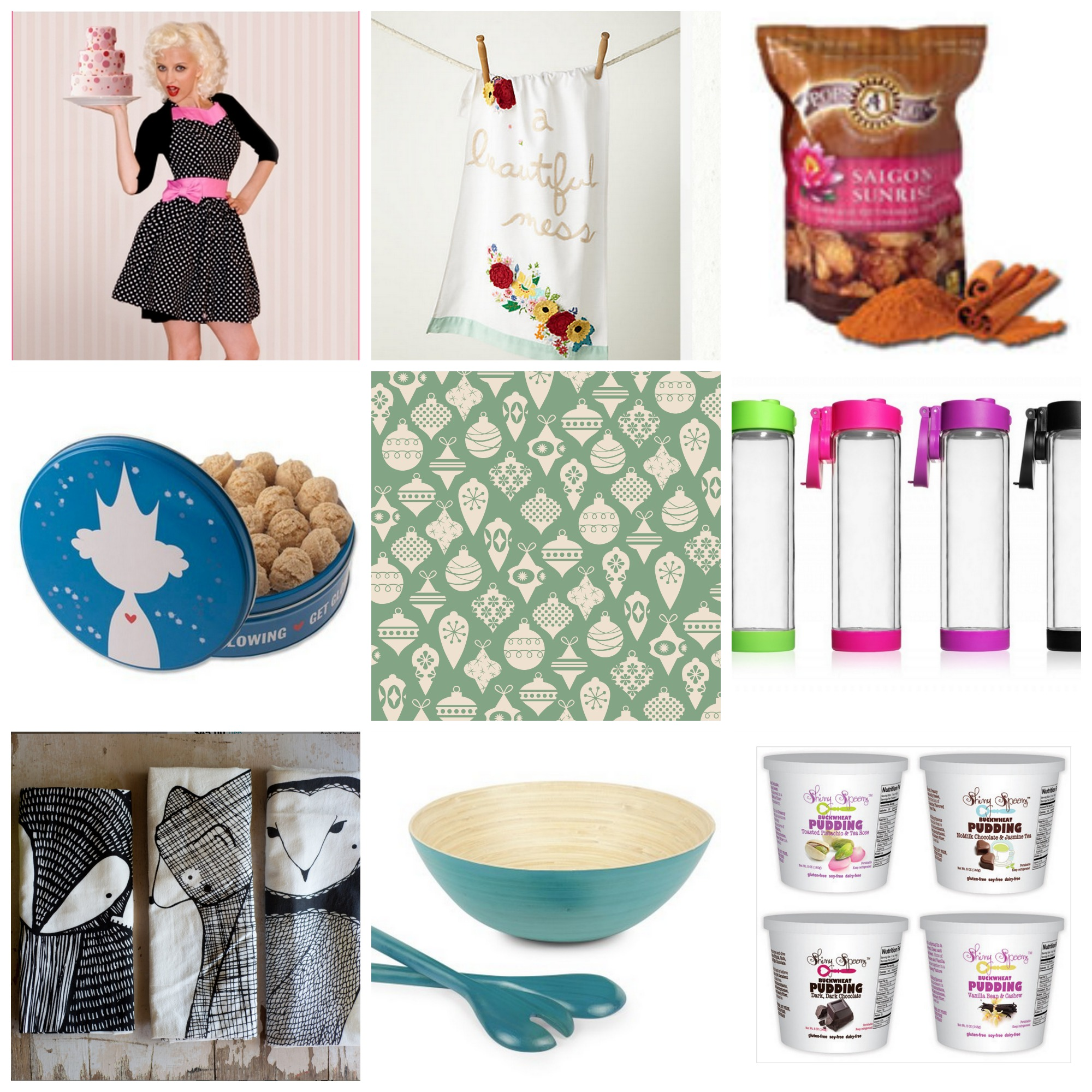 Leslie Durso's Kitchen Gift Guide