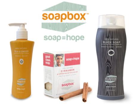 soapbox soap