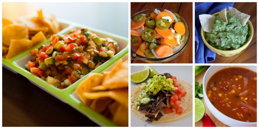 Vegan Cinco De Mayo Recipes