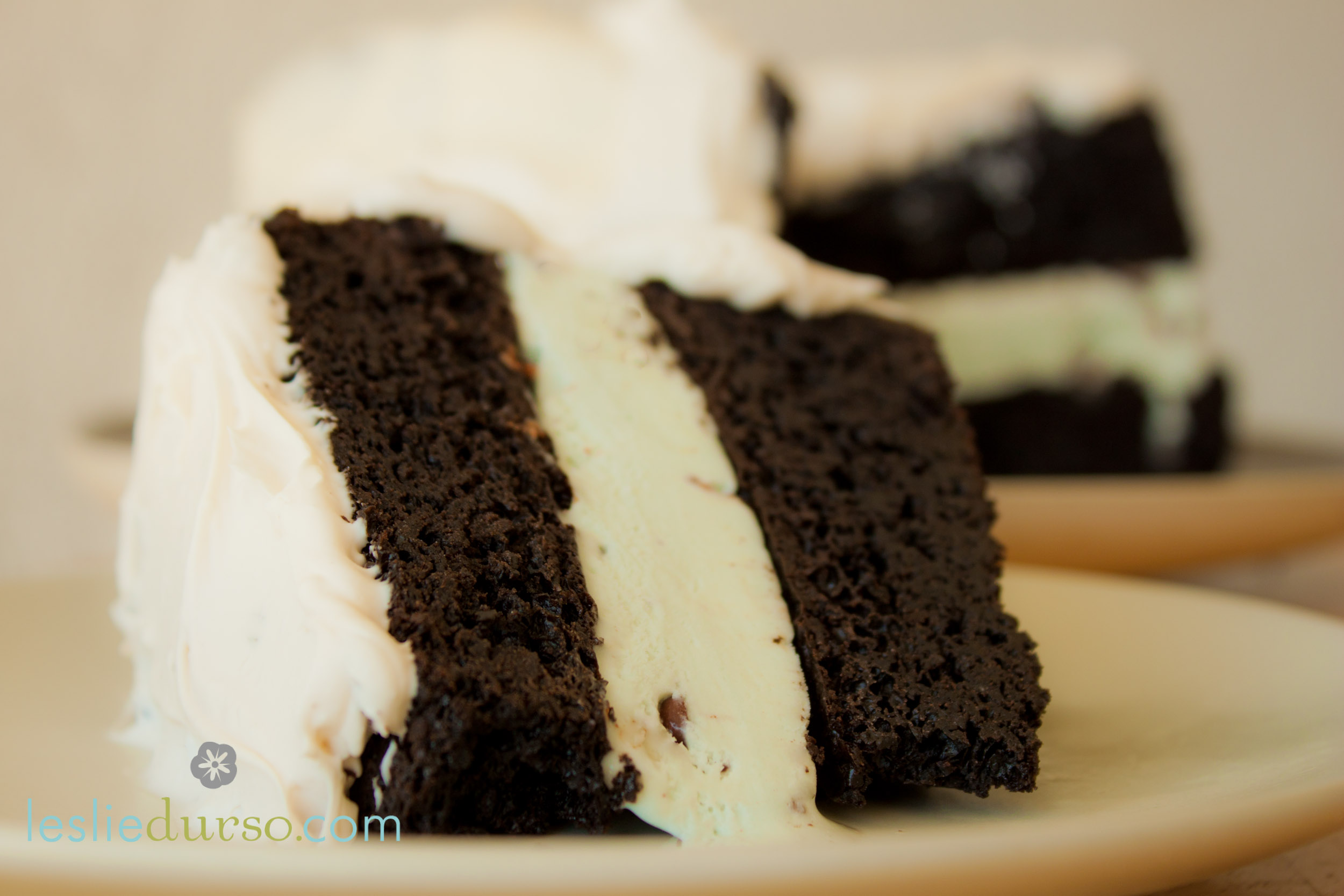 Coconut-Mint Cream Cake Recipes — Dishmaps