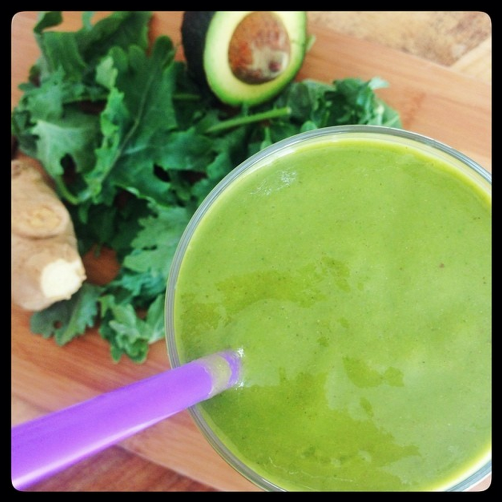 A Green Smoothie That Tastes Great!!