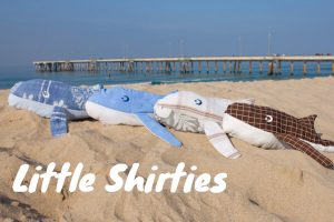 Little Shirties Whales