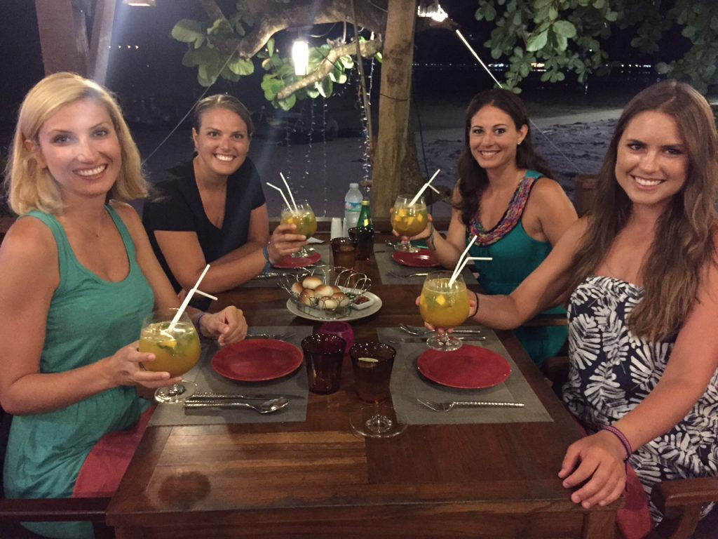 Cheers from Bua! These Mango Mojitos were THE best!