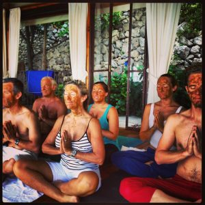 Nature Cure Retreat, Ravello, Italy 2015