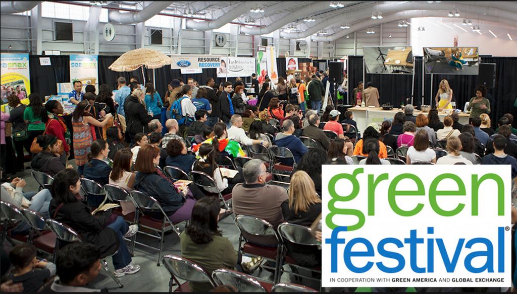 Leslie Durso Green Festival