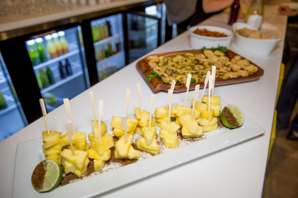 ReNew Year 2016 Party with Clover PR and Chef Leslie Durso